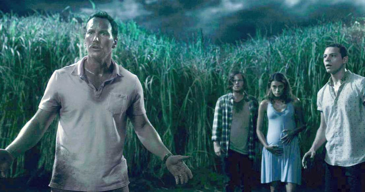 Фото №1 - Трейлер нового хоррора Стивена Кинга «В высокой траве» от Netflix