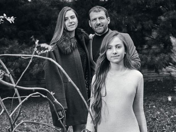Фото №2 - Игорь и Екатерина Рыбаковы: семейное интервью
