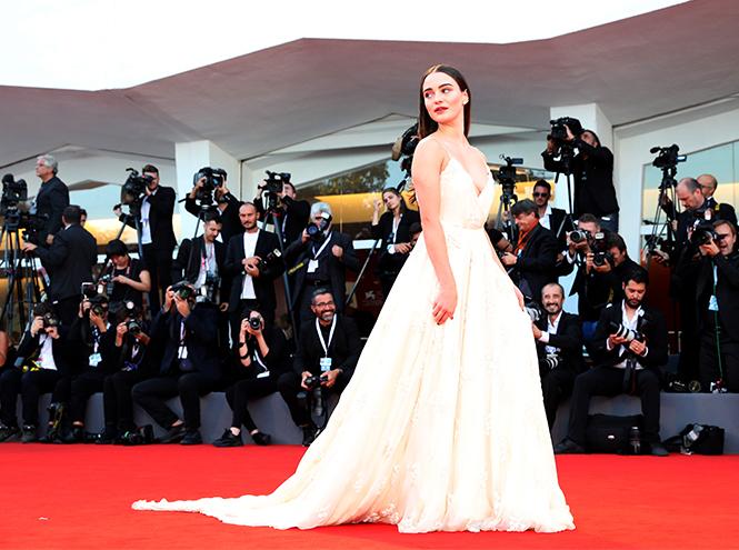 Фото №17 - Модная Венеция-2018: лучшие образы церемонии закрытия кинофестиваля