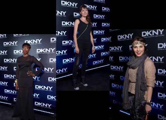 Фото №1 - DKNY представил в Москве коллекцию DKNY Fall 2012