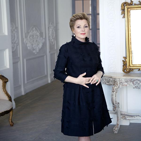 Фото №1 - Хранительница сокровищ Кремля: Елена Гагарина