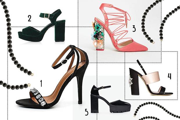 Фото №3 - Топ-30: Туфли к Новому году