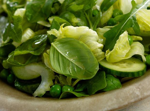 Фото №12 - 10 видов зеленого салата и 6 потрясающе простых рецептов с ним