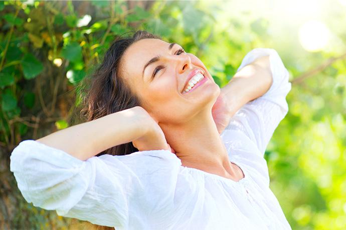 Пробуди в себе весну: как восстановить энергию, женское здоровье, сексуальность