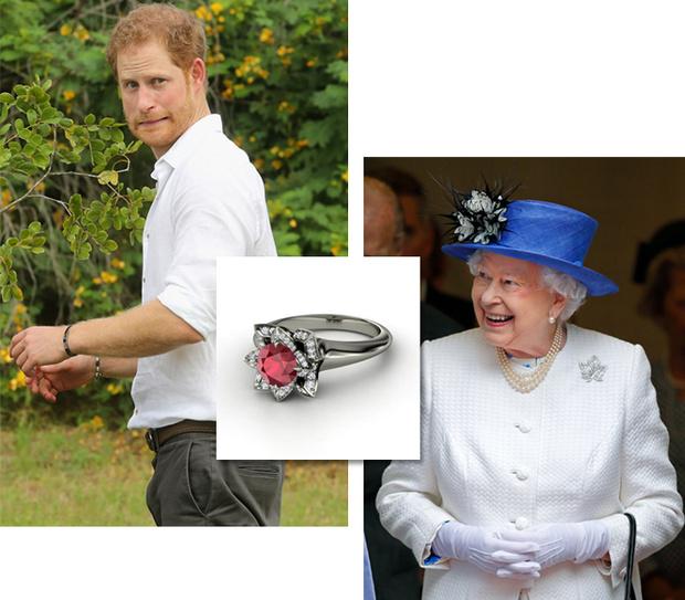 Фото №2 - Почему все уверены, что Принц Гарри уже сделал предложение Меган Маркл