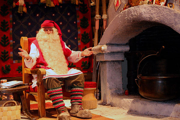 Фото №4 - Дед Мороз из страны лопарей