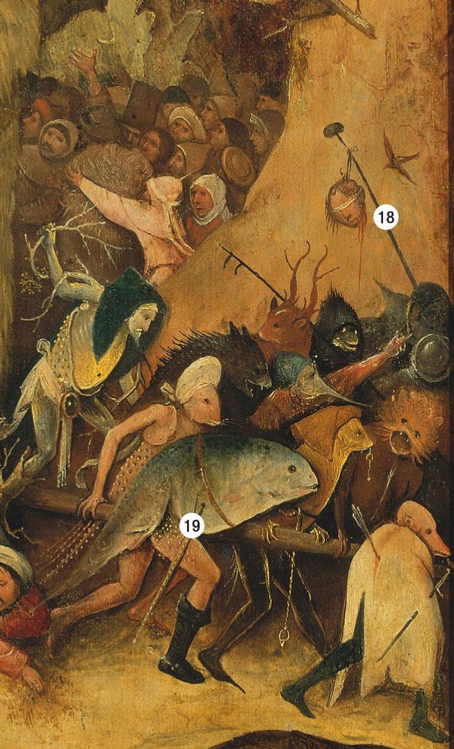 Фото №9 - Причины и последствия: обличение смертных грехов на картине Иеронима Босха