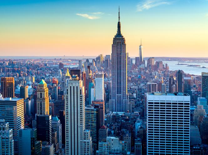 Фото №4 - Нью-Йорк, Нью-Йорк: Сыграем на контрастах?