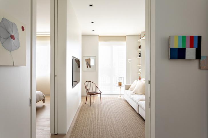 Фото №8 - Светлая квартира для коллекционера в Сан-Паулу