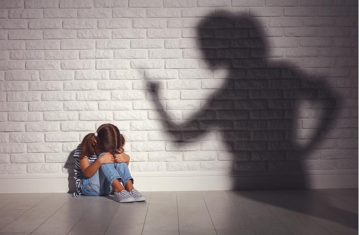 Как перестать срываться на ребенка