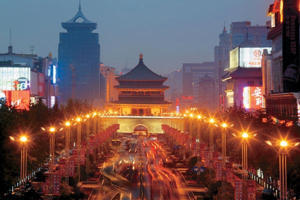 Фото №1 - Вечный город Сиань
