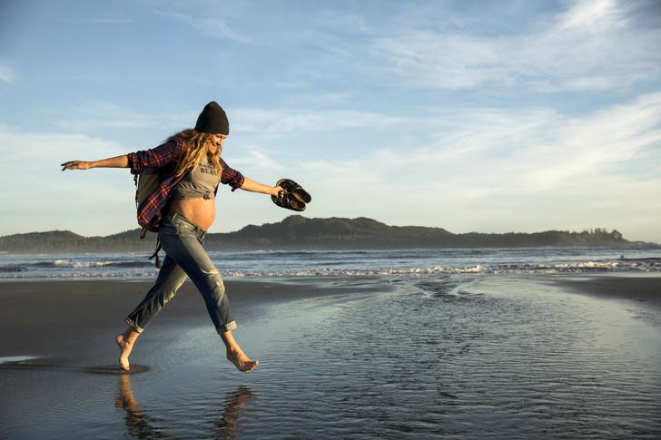 Фото №1 - Варикоз при беременности и после родов: причины, симптомы и как его избежать