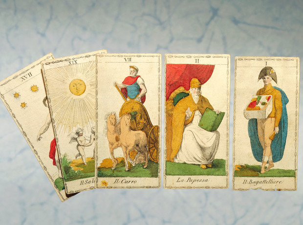 Фото №1 - Карты Таро: сеанс психотерапии и встреча со своими демонами