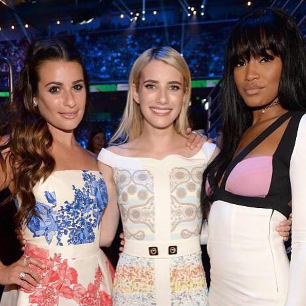 Фото №3 - Звездный Instagram: Teen Choice Awards 2015