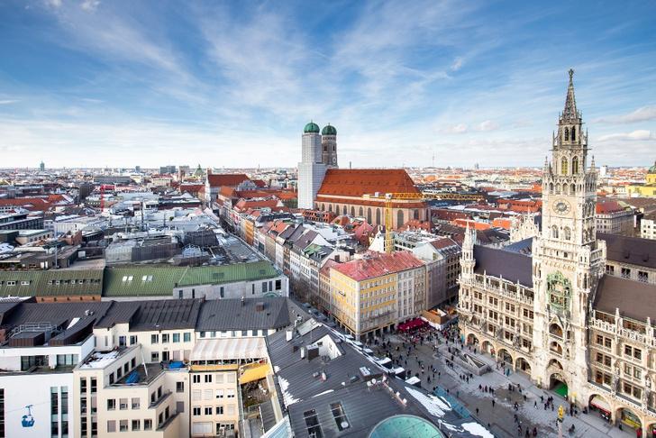 Фото №1 - «Городская деревня»: чем заняться в германском Мюнхене