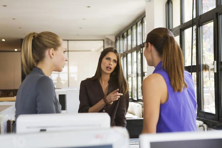 Фото №1 - Зависть, борьба за должность: типы конфликтов на работе