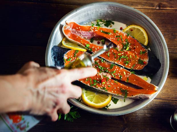 Фото №3 - Можно ли есть рыбу каждый день