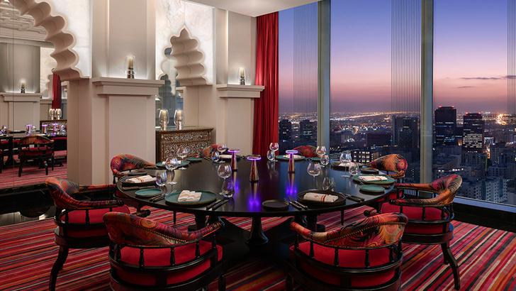 Фото №8 - Banyan Tree Doha: новый отель в Дохе по дизайну Жака Гарсии