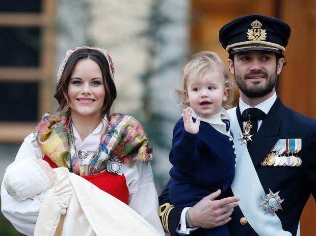 Фото №1 - Как лишение титула повлияет на наследников королевского дома Швеции