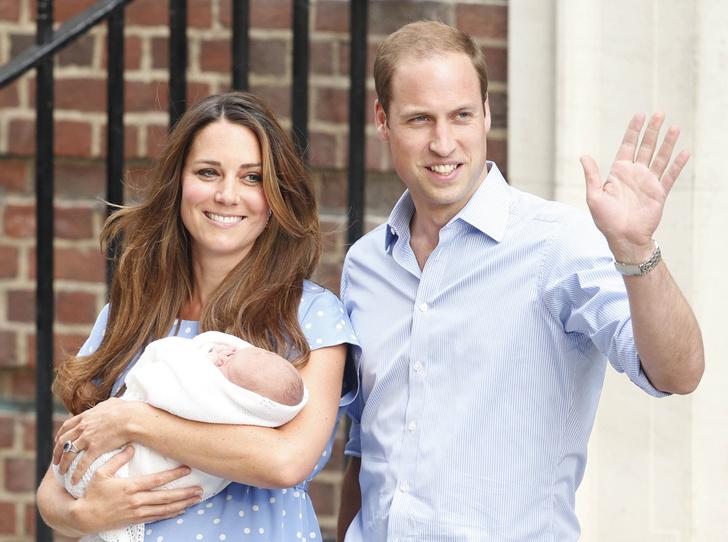 Фото №2 - Почему мы не сразу узнали о рождении третьего ребенка Уильяма и Кейт