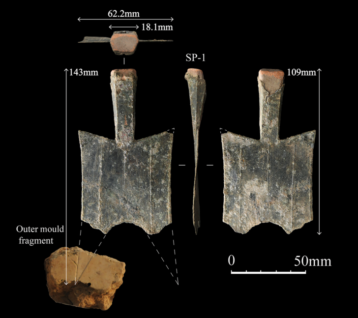 Фото №1 - В Китае нашли древнейший в мире монетный двор