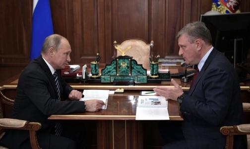 Фото №1 - Путин оценил практику доплат терапевтам за снижение смертности на участке