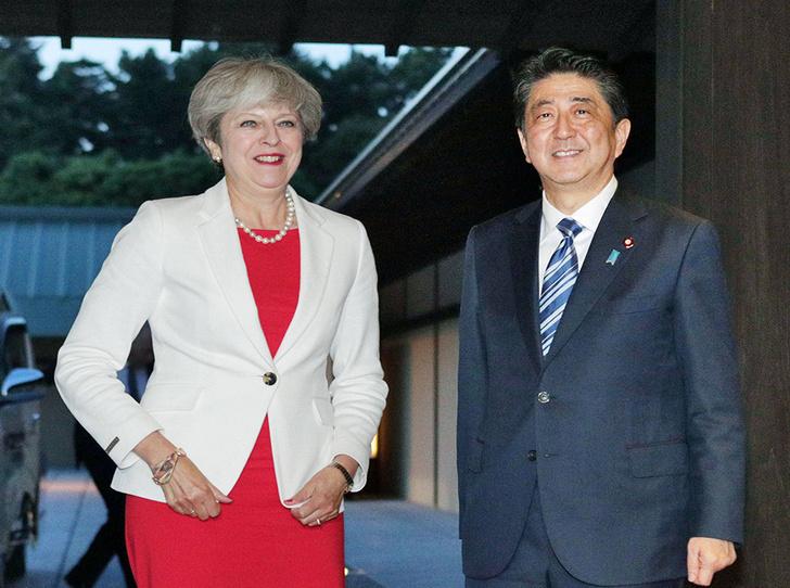 Фото №17 - Тереза Мэй: модная дипломатия и уникальный стиль главы Великобритании
