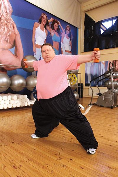 Фото №1 - Александр Семчев: «Возьму себя в руки и откажусь от обжирательства»