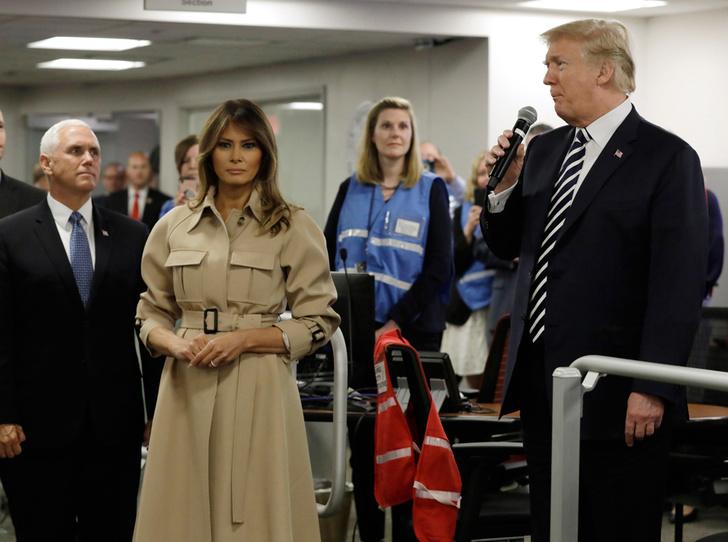 Фото №2 - Бывшие первые леди США выступили против президента Трампа