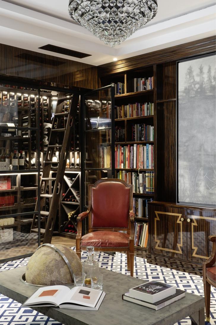 Фото №8 - Другая сторона: дом Джоанны Викери в Лондоне