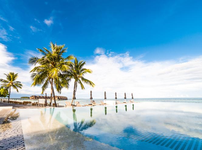 Фото №1 - Высоты Мальдив: новые стандарты роскошного отдыха