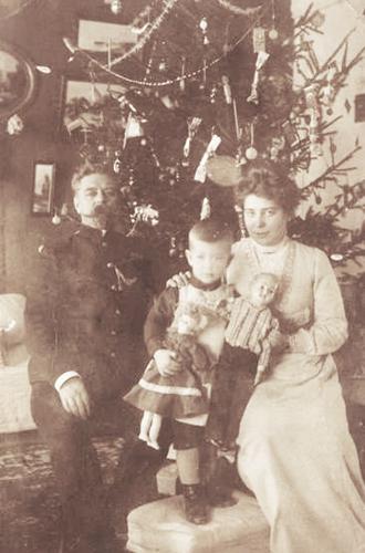 Фото №19 - Как отмечали Рождество в Русской императорской семье