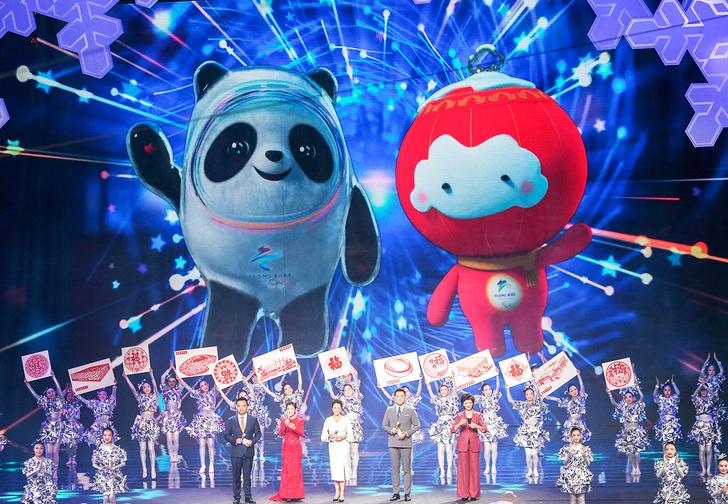 Фото №1 - ДуньДунь и ЖунЖун: стали известны талисманы Олимпиады в Пекине