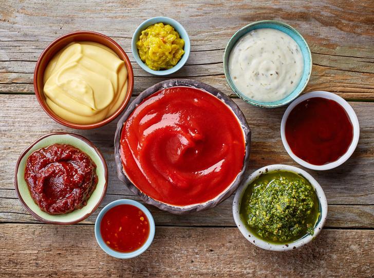 Фото №1 - Пять вкусных соусов на каждый день