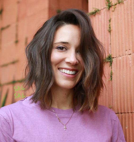 Фото №6 - Как уложить короткие волосы без фена: 5 простых и стильных идей на каждый день