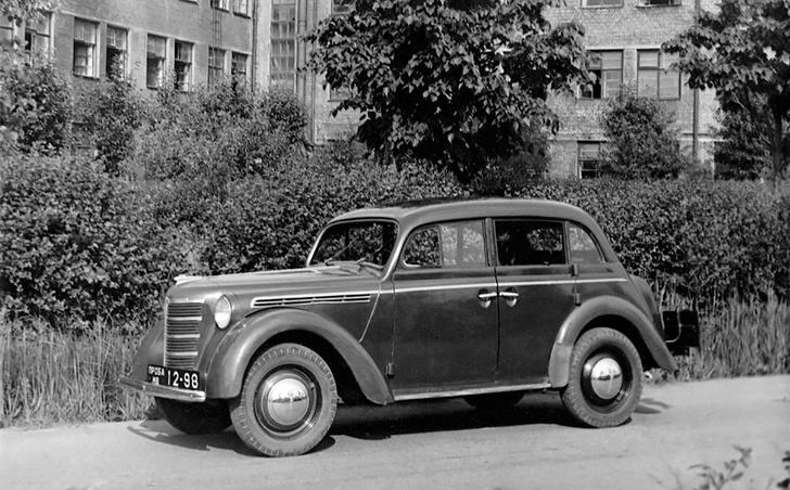 Фото №7 - 17 советских автомобилей, среди которых ни одного советского