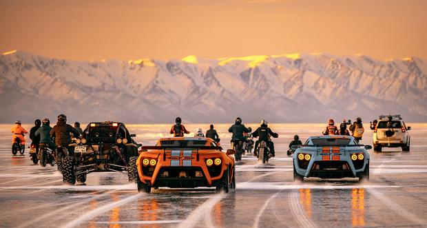 Фото №12 - Полегче на поворотах: как правильно ездить по льду