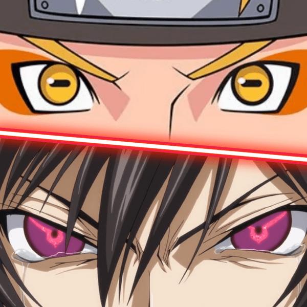 Фото №1 - Quiz: Угадай героя аниме по глазам 😎