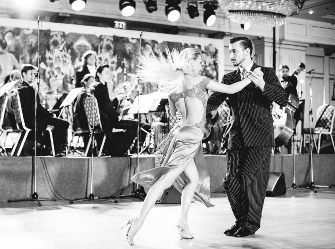 Фото №3 - В Москве впервые состоялся танго-бал