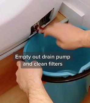 Фото №2 - Как и зачем чистить стиральную машину: лайфхак от мамы-блогера