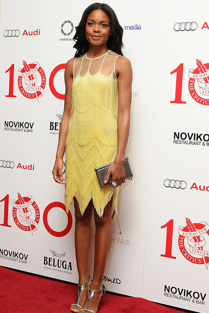 Наоми Харрис (Naomie Harris), London Critics' Circle Film Awards