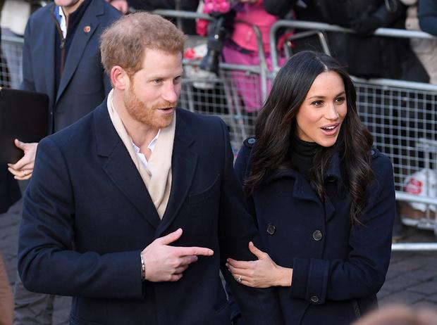 Фото №5 - Кейт уже ненавидит Меган, и еще 8 популярных королевских новостей 2017 года