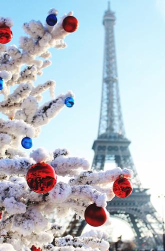 Фото №5 - Елки, палки, мандарины: как украшают новогодние деревья в разных странах мира