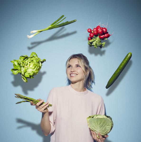 Фото №1 - Что едят вегетарианцы?
