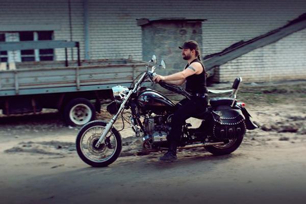 Фото №26 - Байкеры Ульяновска: 15 признаний в любви мотоциклу