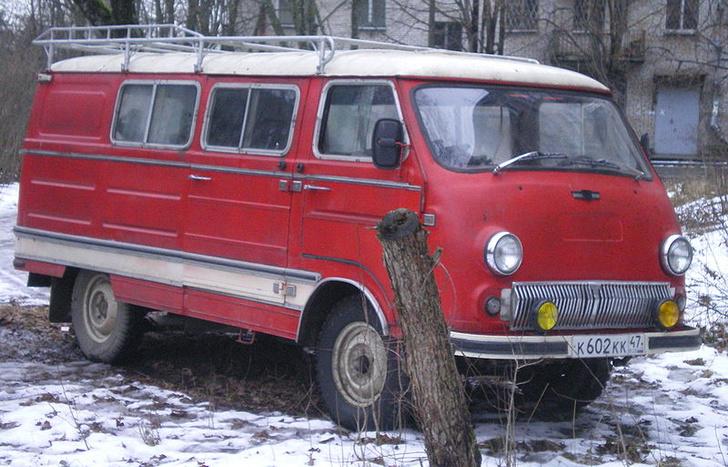 Фото №4 - Сделано не в России: автомобили из республик бывшего СССР