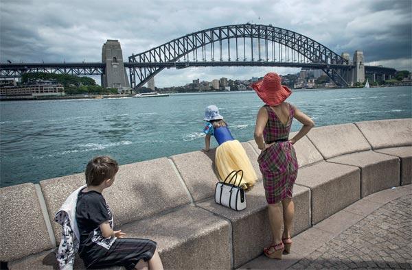 Фото №1 - Два Сиднея