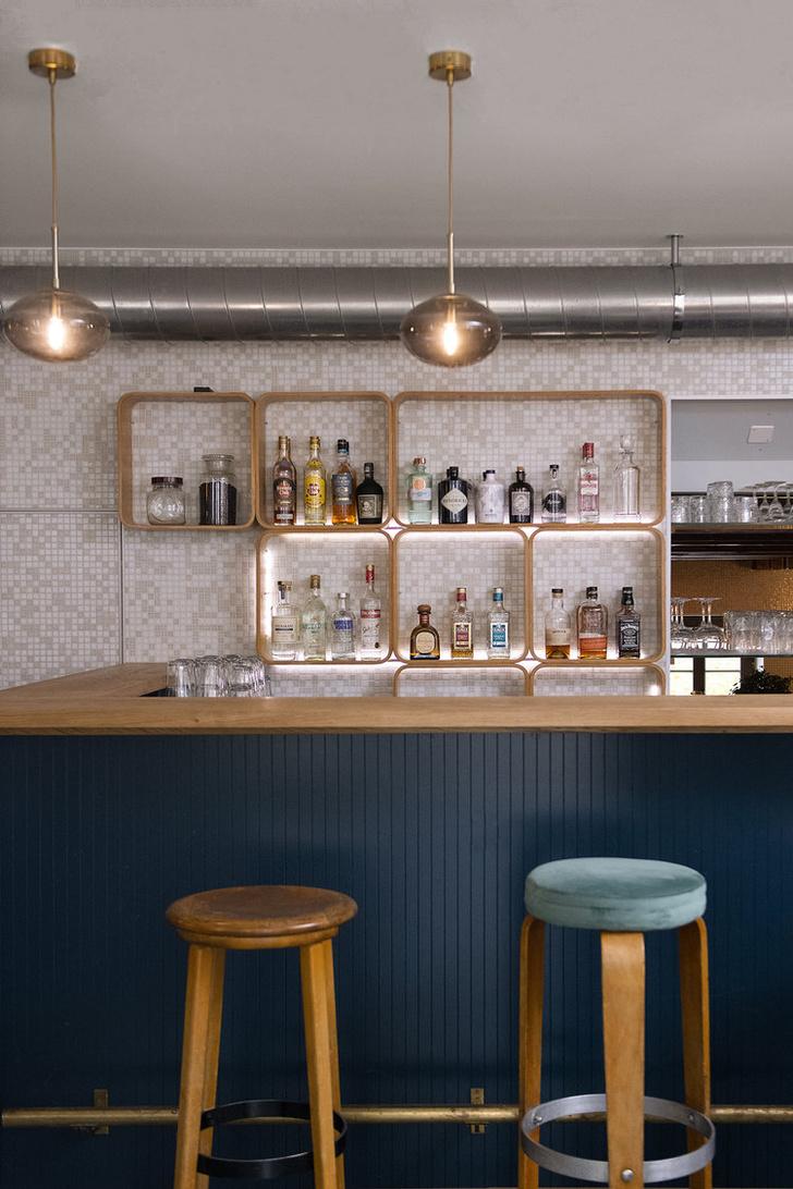 Фото №6 - Атмосферное кафе Auberge de Beaulieu в Лозанне