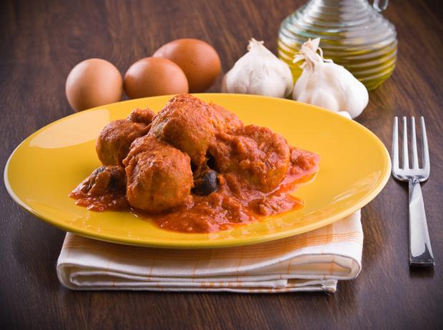 Фото №4 - Итальянские блюда для тех, кто следит за фигурой