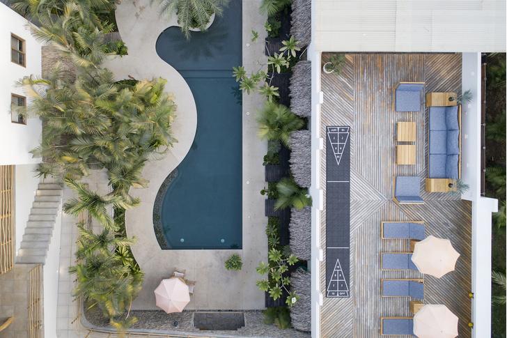 Фото №14 - Отель Nomadic на Коста-Рике от бюро Salagnac Arquitectos